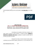 Pedido de Desconsideração da Personalidade Jurídica.doc