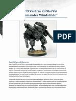 Commander Windstride