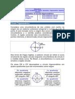 Trigonometria o Círculo Trigo