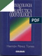 Farmacologia y Terapeutica Odontologica