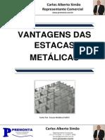 Vantagens Das Estacas Metalicas