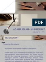 Agama Islam - Munakahat
