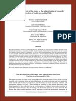 Critical Psychology Chile 2013