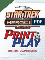 Star Trek Tactics Starter