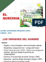 03 El Quechua,Leonel Menacho
