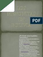 MENONITAS EN BOLIVIA.pptx
