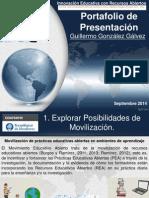 Portafolio de Presentacion Guillermo G.G.