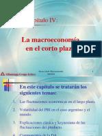 Capitulo 4 La Macroeconomia en El Corto Plazo