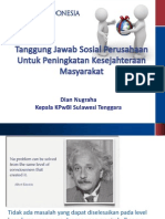 Program CSR KPwBI Sultra
