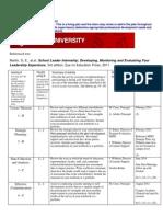 Internship Plan - Revised - Warren