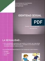 IDENTIDAD SEXUAL1