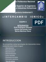 Intercambio Ionico 2