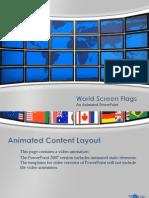 World Screen Flags 2010
