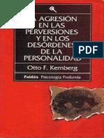 La agresión en las perversiones y en los desórdenes de la personalidad (OCR)