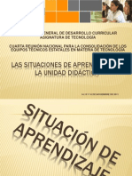 Las situaciones de aprendizaje en la UD.pptx