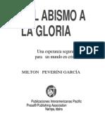 Del Abismo a La Gloria - Milton Peverini García