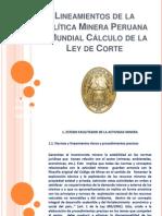 Lineamientos de La Política Minera y Ambiental_ Quintana Rojas