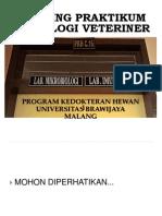 Briefing Praktikum Imunologi Veteriner Fix