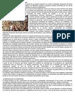 Administración en El Imperio Romano