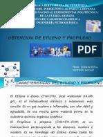 Produccion de Etileno y Polietileno