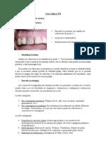 pigmentación dentaria