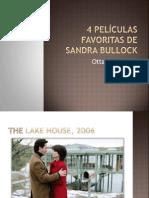 4 películas favoritas de Sandra Bullock.pptx