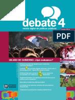 Revista Debate 4