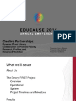 Creative Partnerships