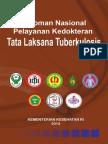 Pedoman Nasional Pelayanan Kedokteran Tata Laksana Tuberkulosis