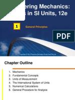 Engineering Mechanics Statics note in Si units
