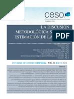 CESO - La Discusión Metodológica Sobre Pobreza