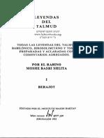 105008523 Leyendas Del Talmud Berajot