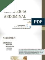 SEMIOLOGIA ABDOMINAL2014