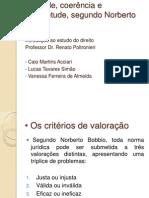 2 Validade, Coerência e Completude, Segundo Norberto (1)
