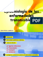 Epidemiología de Las Enfermedades Transmisibles