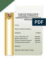 Proyecto Acroleina FINAL
