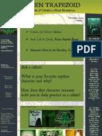 Green Trapezoid Newsletter