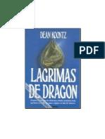 Koonz18Lagrimas Del Dragon