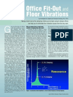 Office Fit-Out and Floor Vibrations