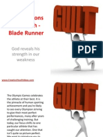 Bible Lessons for Youth - Blade Runner