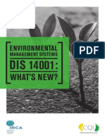 ISO 14001 Briefing Note