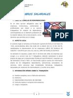 Libros Salariales 18