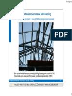 Predimensionado de Estructuras de Steel Framing