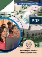 CIMP Admission Brochure 2015