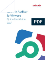 Netwrix Auditor for VMware Quick Start Guide