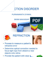 13.10.10 Refractive Disorder