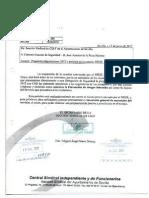 Propuesta de Adquisiciones de Csif 2012
