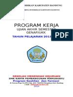Program Kerja Uas