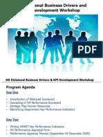 BSC Alignment & Cascading KPI