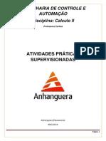 Atps Calculo II